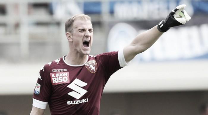 """Torino, Hart: """"Oggi non vedo il mio futuro ancora al Manchester City"""""""