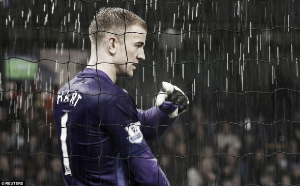Joe Hart: Manchester City 'were awful' in victory over Swansea