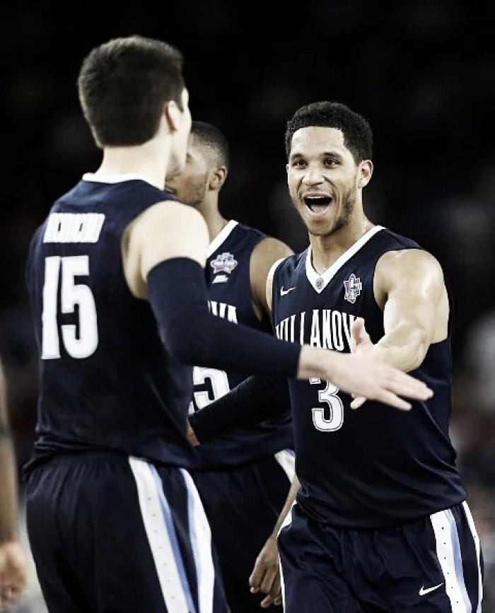 Triunfo histórico de Villanova ante Oklahoma en la Final Four