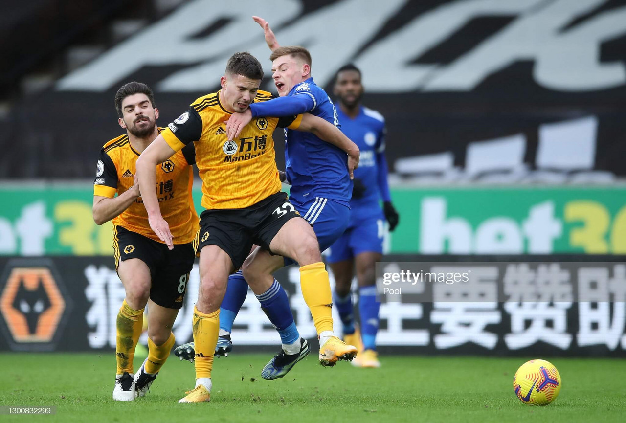 As it happened: Wolves 0-0 Leicester