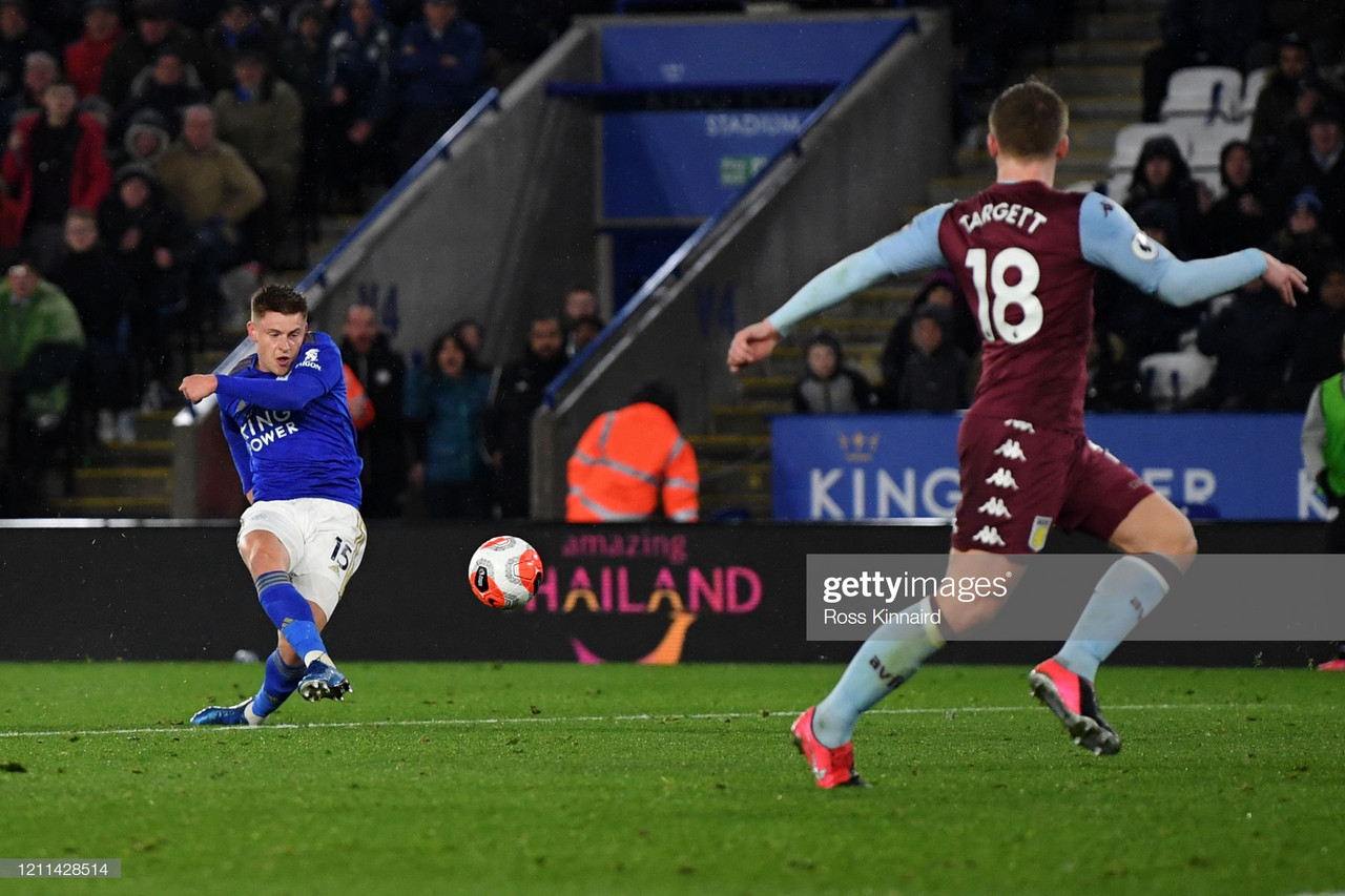 Leicester City 4-0 Aston Villa: Foxes return to winning ways in emphatic fashion