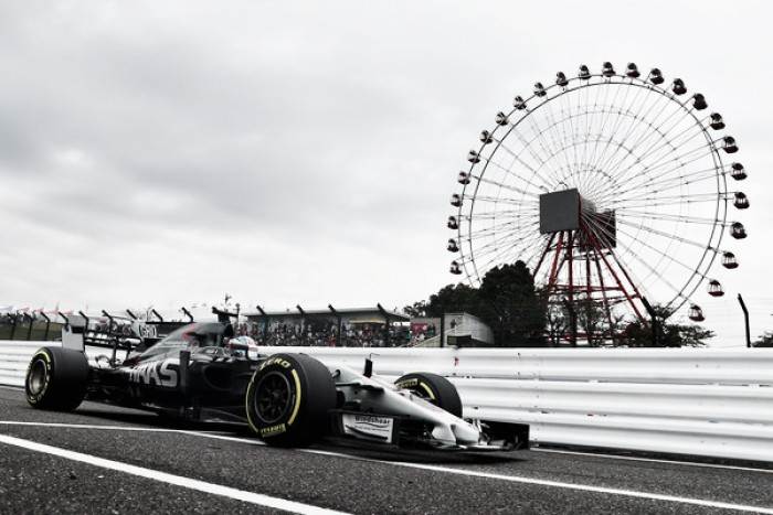 Previa de Haas en el GP de Japón 2017: hay que ser valientes