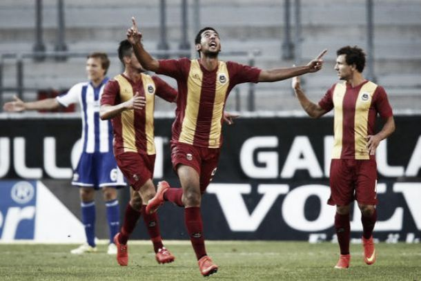 Sporting de lado: Hassan prestes a assinar contrato com o Benfica