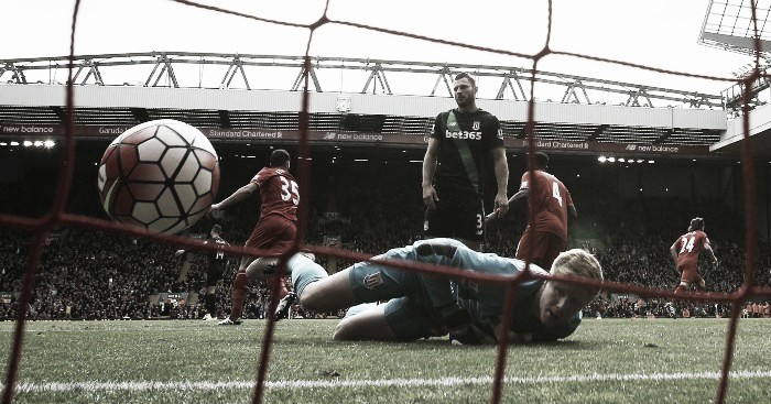 Liverpool 4-1 Stoke City post-match analysis: Reds punish poor Potters