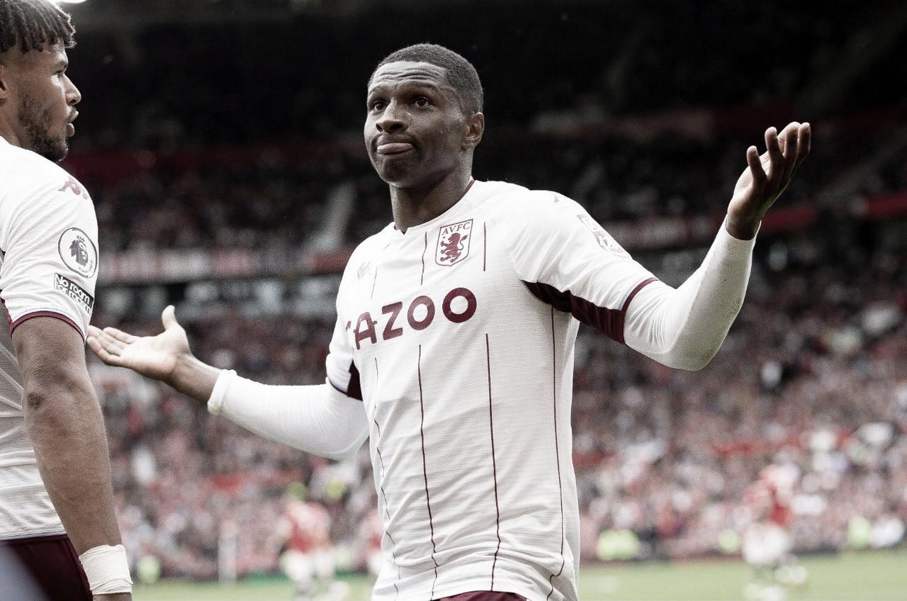 Em grande jogo defensivo, Aston Villa vence Manchester United fora de casa