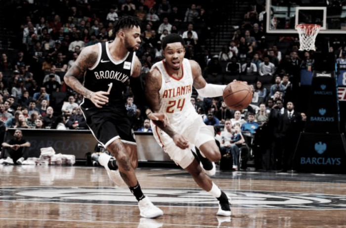 Brooklyn Nets survive Atlanta Hawks comeback attempt to claim 116-104 victory