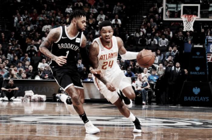 Brooklyn Nets survive Atlanta Hawks comeback attempt to claim 116-104 victory
