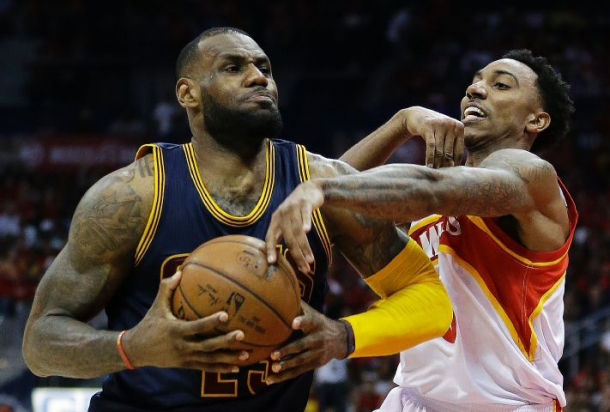 Atlanta Hawks vs Cleveland Cavaliers Live Stream Updates and 2015 NBA Scores in Game 3