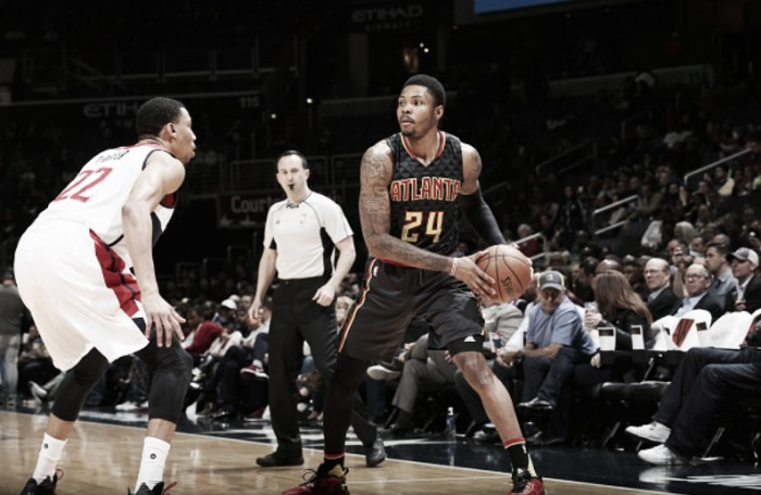 The Atlanta Hawks will begin their campaign at home against division foes, the Washington Wizards