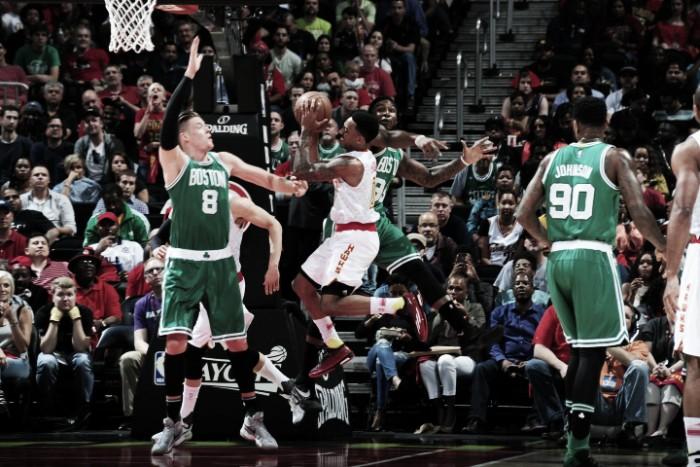 Atlanta Hawks atropela apático Boston Celtics e retoma liderança na série
