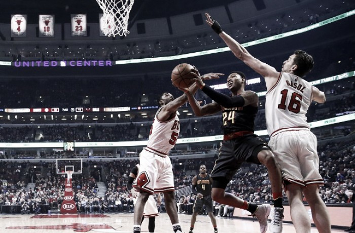 NBA: Atlanta demolisce Chicago, Minnesota in rimonta su Toronto