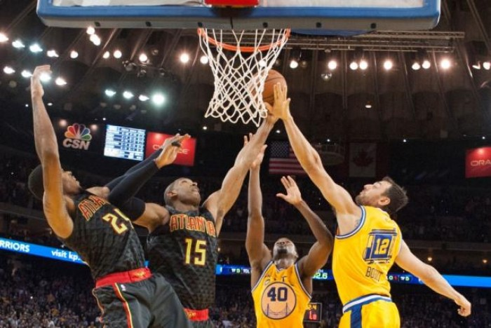 Golden State Warriors Maintain Perfect Home Winning Streak,Defeating Atlanta Hawks In OT 109-105 Without Curry