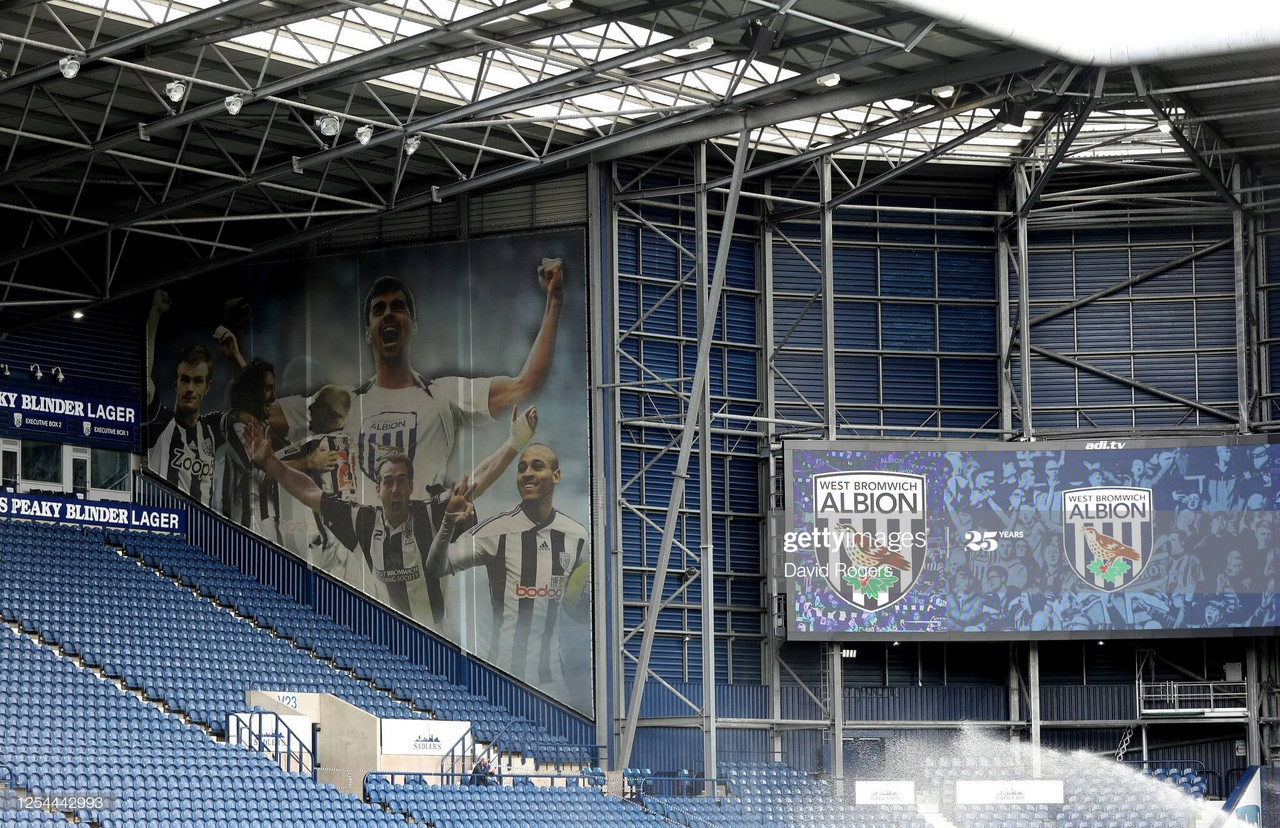 As it happened: West Brom 2-0 Derby in EFL Championship