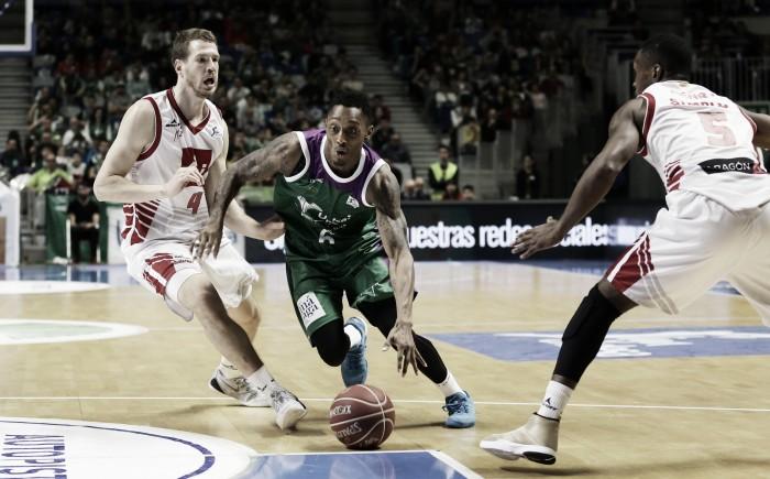 Hayes, la nueva estrella de Unicaja de Málaga