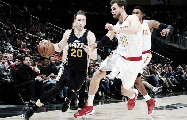 Nba, colpi esterni di Jazz e Celtics ad Atlanta e Oklahoma City