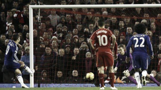 Coppa di Lega, Liverpool - Chelsea: 1-1 tra emozioni ed agonismo