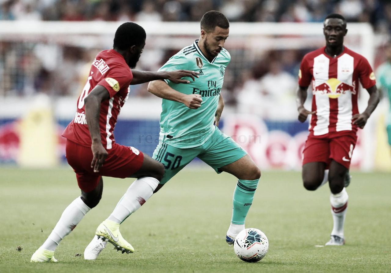 Hazard y Jovic, nominados a Jugador de la Temporada de la Europa League