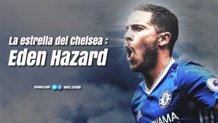 Análisis de la estrella del Chelsea: Eden Hazard