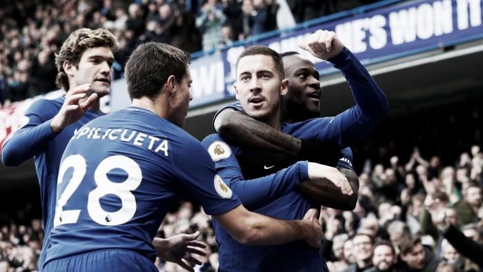 El Chelsea gana fácil ante el Newcastle