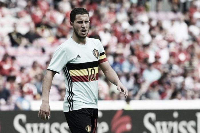 Belgium must start Euro 2016 well with good performance against Italy, says Eden Hazard