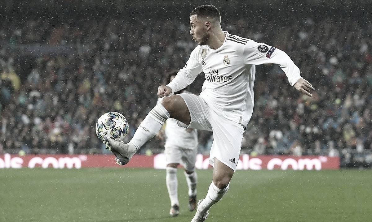 El Real Madrid tumba al Granada con un Hazard goleador