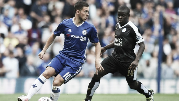 "Hazard ""committed"" to Chelsea, says brother Kylian"
