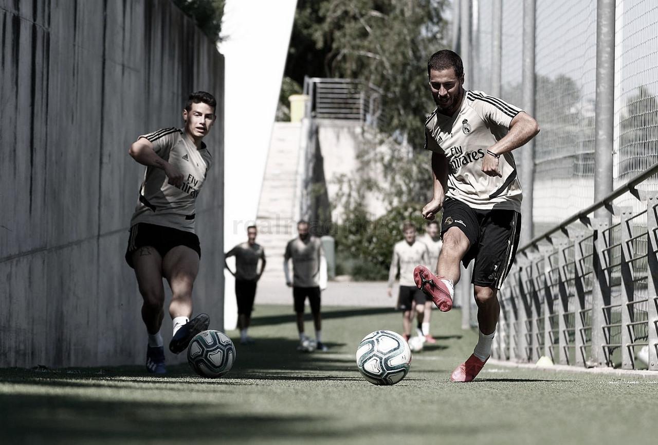 Lo que le queda al Madrid esta temporada