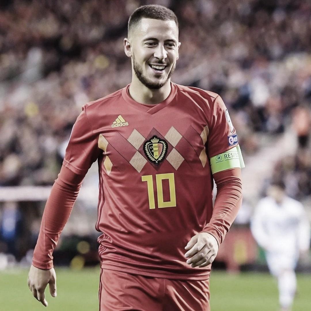 Hazard apura su recuperación a contrarreloj de cara a la Eurocopa