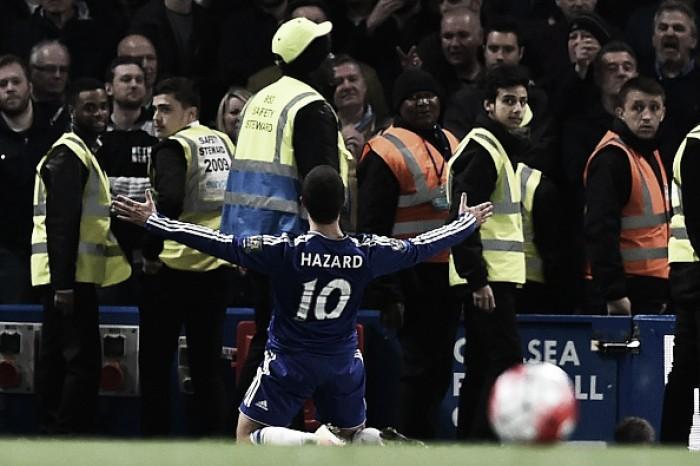 Chelsea busca empate com Tottenham e dá título da Premier League ao Leicester