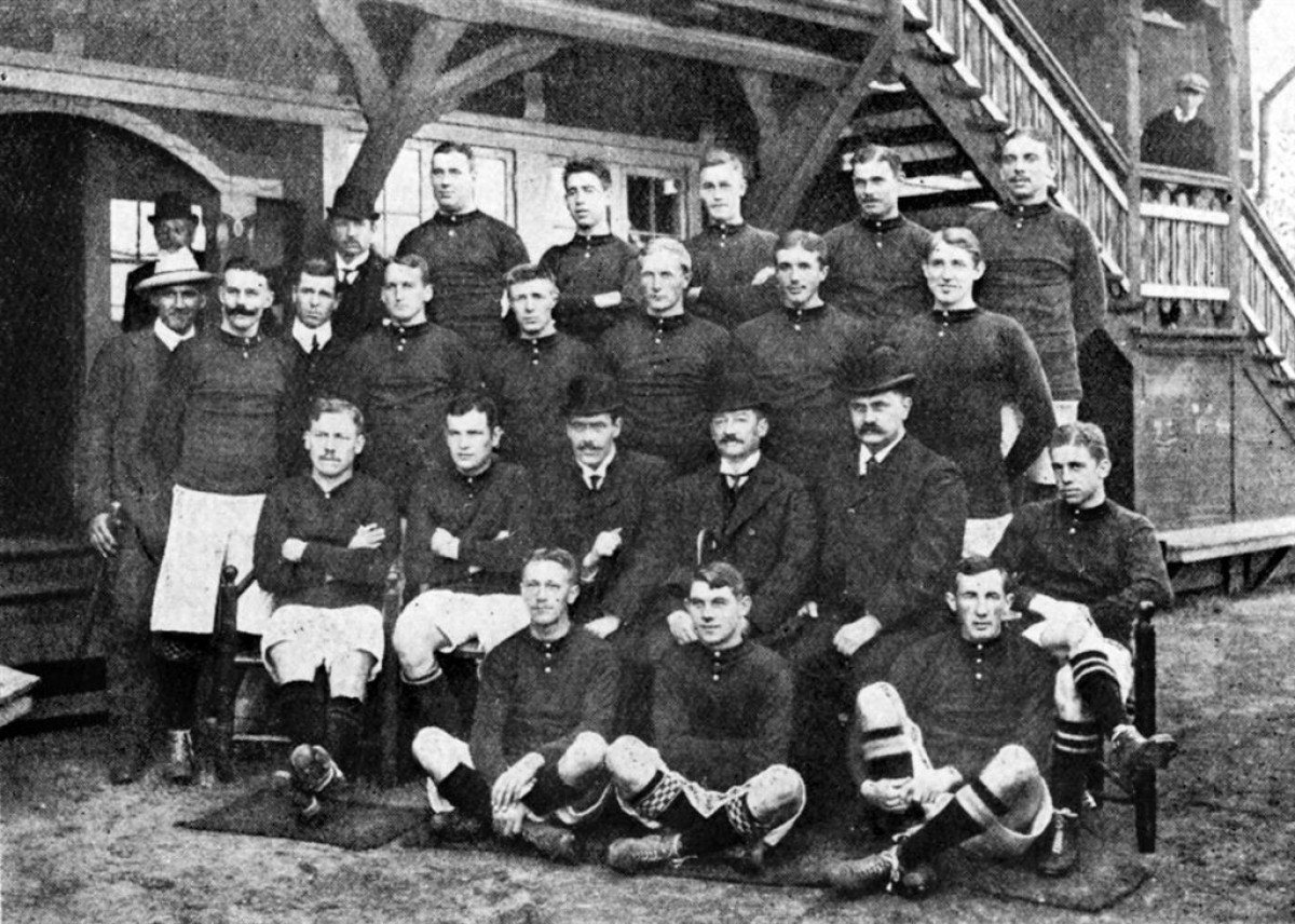 The Bohr Brothers: Football's scholarly siblings