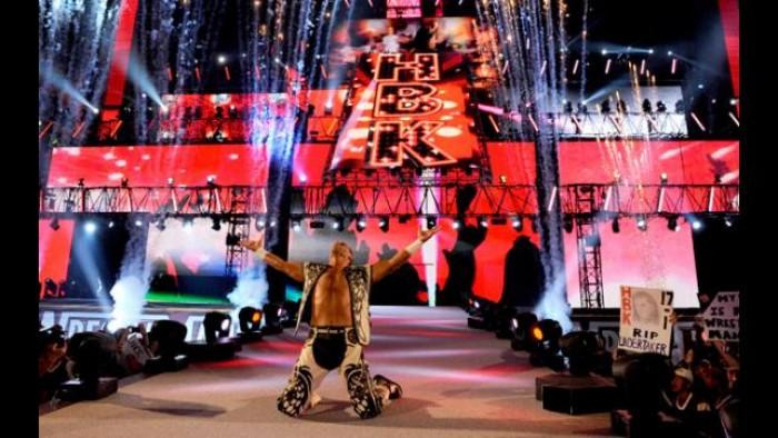 WWE Want Shawn Michaels In Major WrestleMania Role