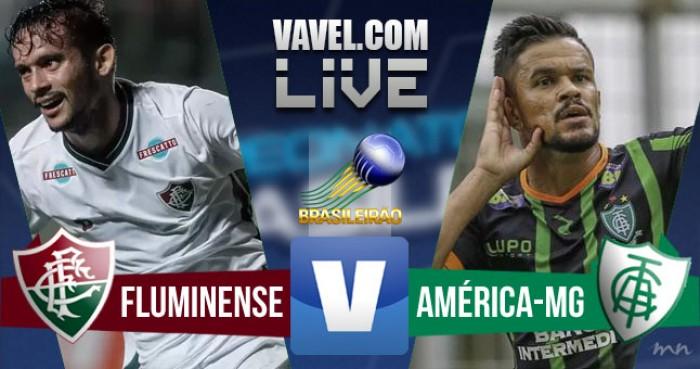 Fluminense vence o América-MG pelo Campeonato Brasileiro 2016 (1-0)
