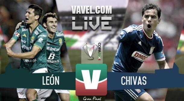Resultado León - Chivas en Final de Copa MX (0-1)