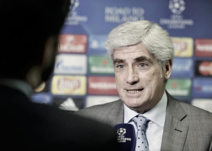 """Clemente Villaverde: """"Nuestros jugadores han superado ya lo que significa perder en esta competición"""""""