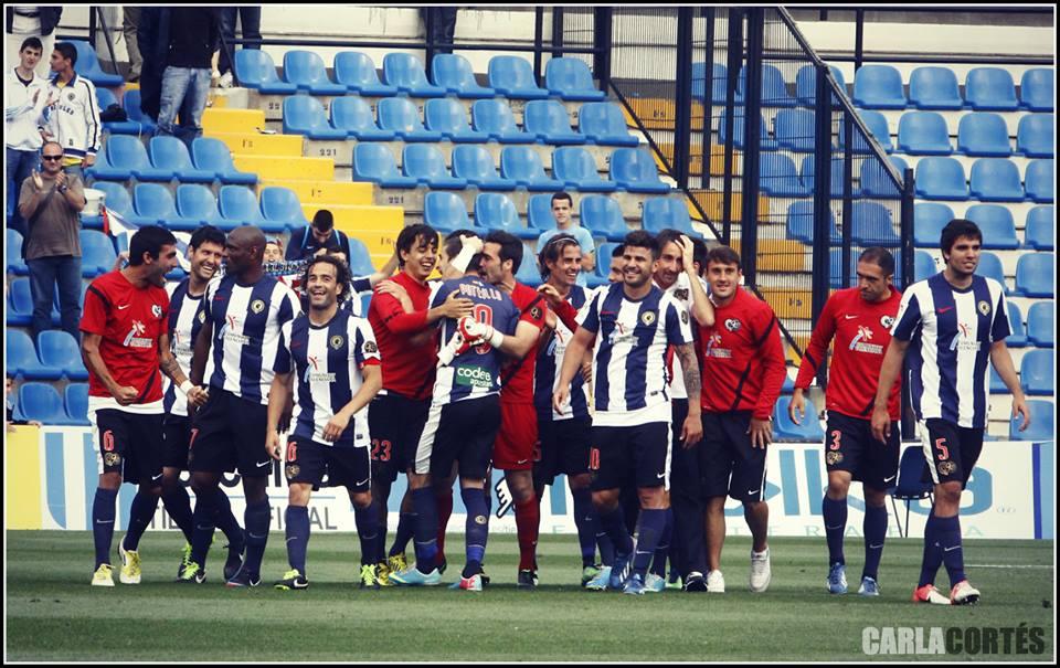 """Hércules 2012-2013: una montaña rusa con final """"feliz"""""""