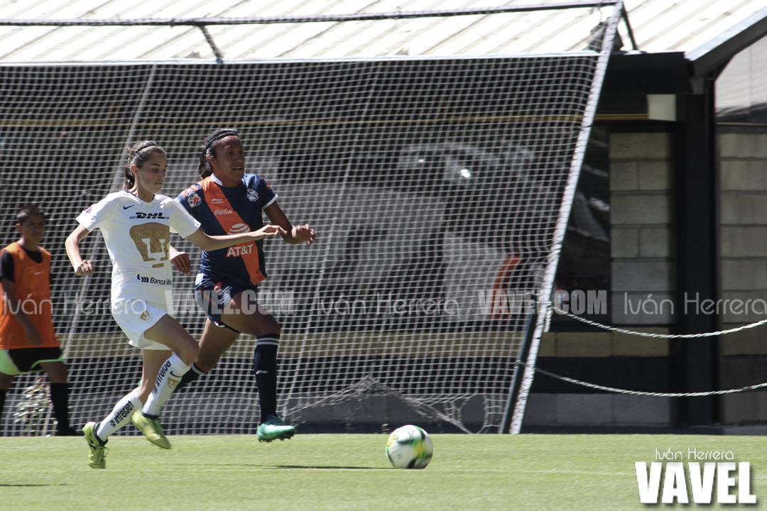 La Franja se impone por la mínima ante Pumas