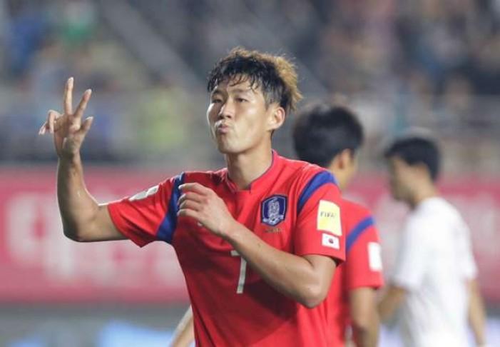 Corea del Sur derrotó a una Colombia llena de dudas
