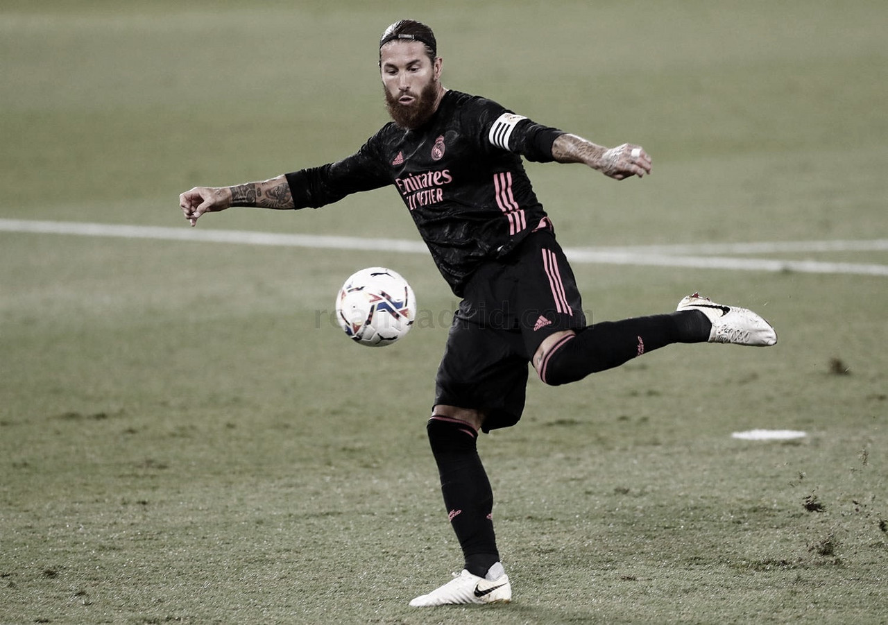 Sergio Ramos sigue aumentando su cuenta goleadora