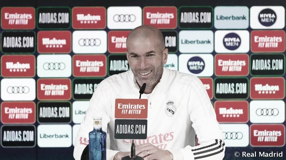 """Zidane: """"No hay un partido fácil"""""""