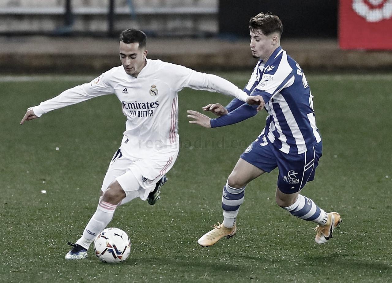 Lucas Vázquez, indispensable para Zidane