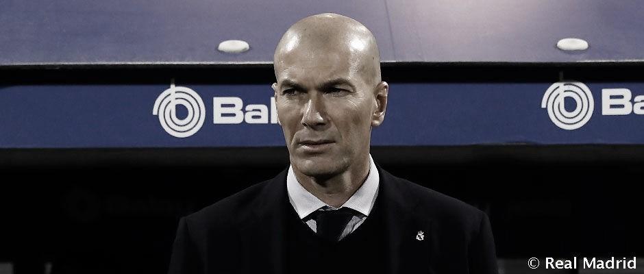 """Zidane: """"Veo muchas cosas positivas, pero no hemos ganado nada"""""""