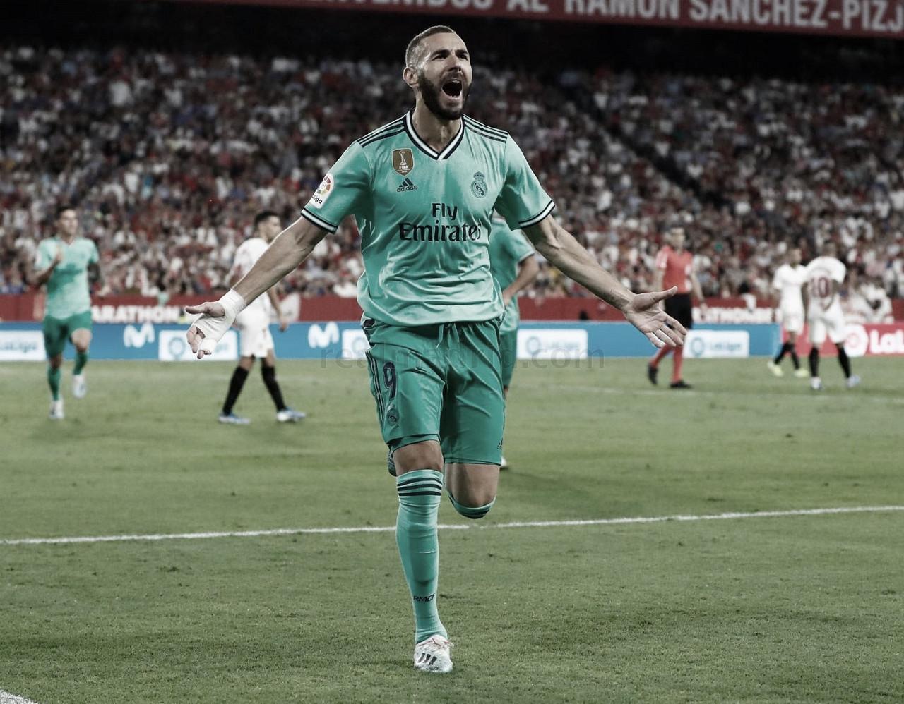 Volvió Benzema, el Cristiano del 2019