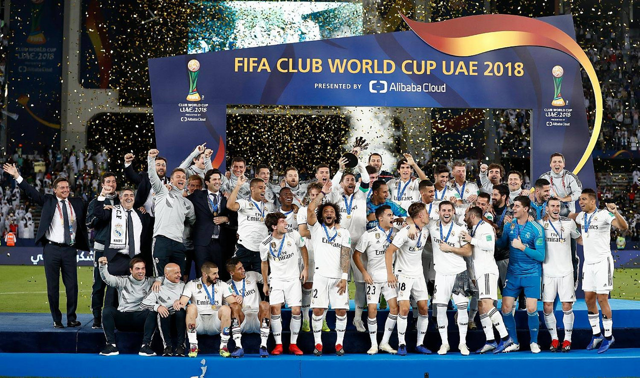 Real Madrid 4-1 Al Ain: puntuaciones final Mundial de Clubes 2018
