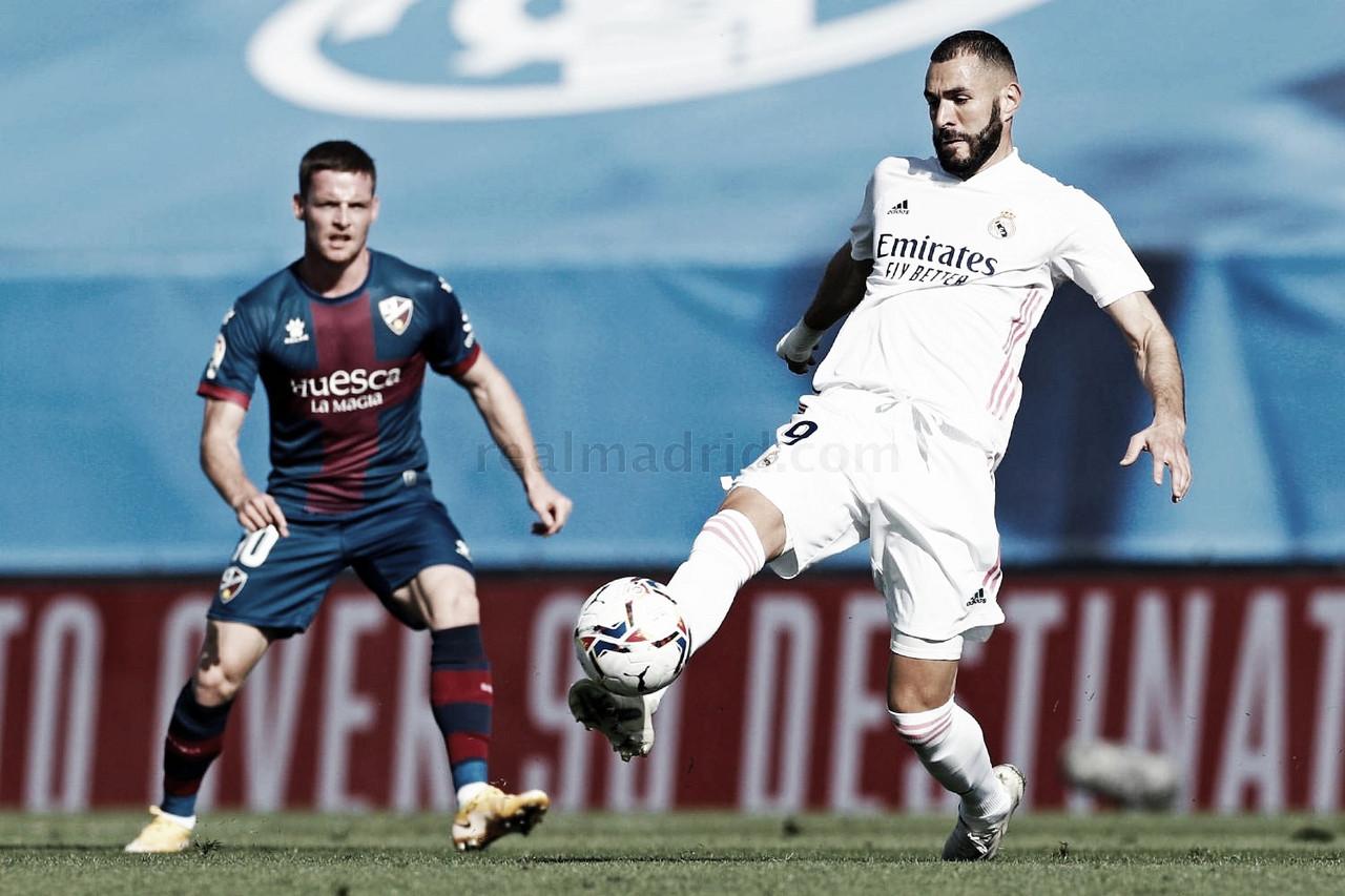 Horario y dónde ver el SD Huesca vs Real Madrid