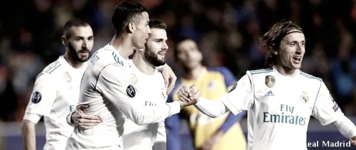 Análisis del rival: un Real Madrid más irregular