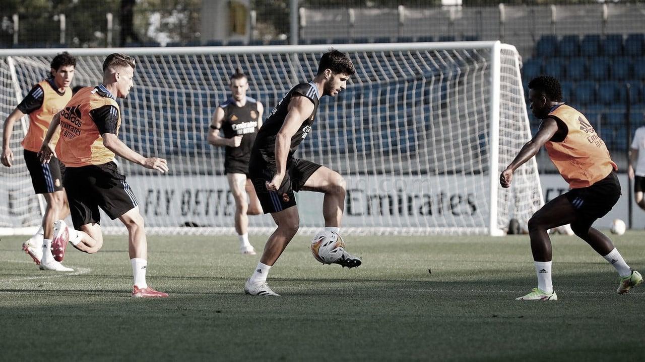 Convocatoria Real Madrid para enfrentar al Real Betis