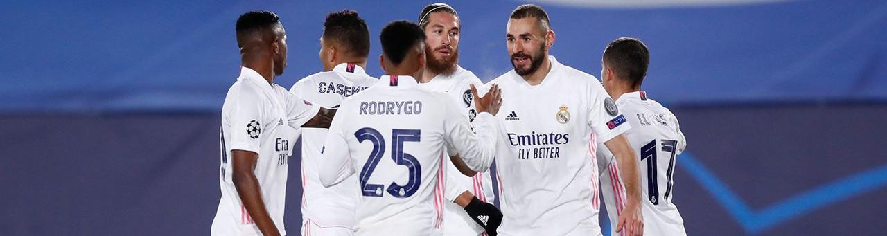 Real Madrid - Borussia Mönchengladbach: puntuaciones del Real Madrid, 6ª jornada de la UEFA Champions League