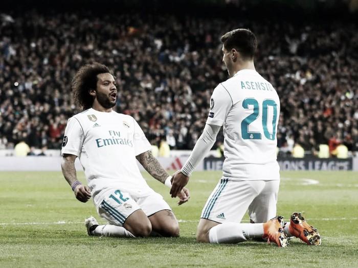 Marcelo, un defensa con alma de delantero