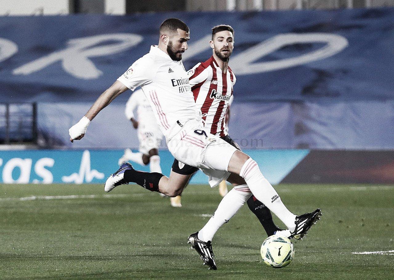 Resumen Real Madrid vs Athletic Club en Supercopa 2021 (1-2)