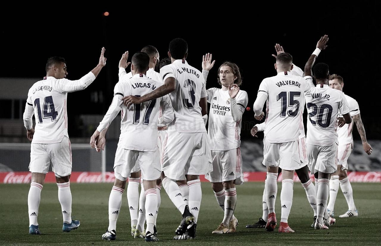 Real Madrid - Barcelona: puntuaciones del Real Madrid en la 30ª jornada de LaLiga Santander